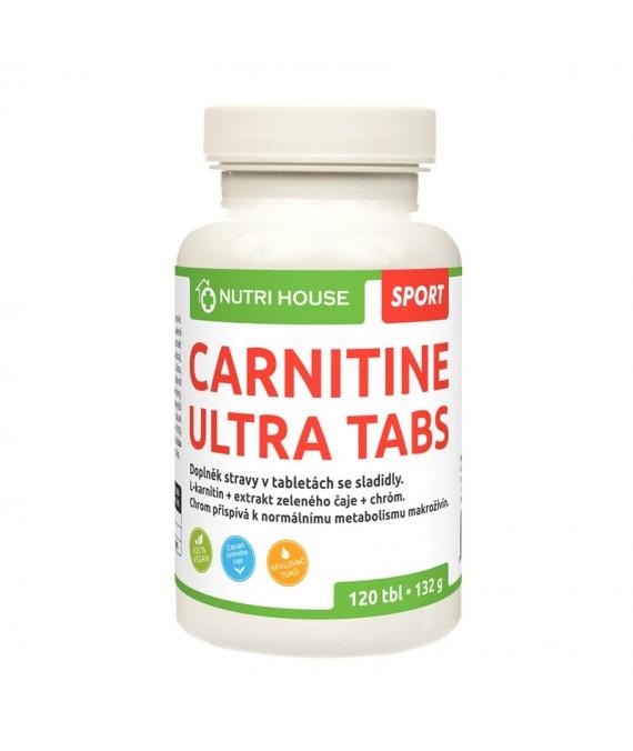 CARNITINE ULTRA TABS 120 tbl