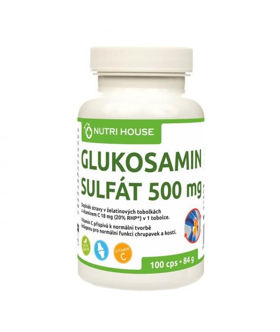 Glukosamin 100 cps.