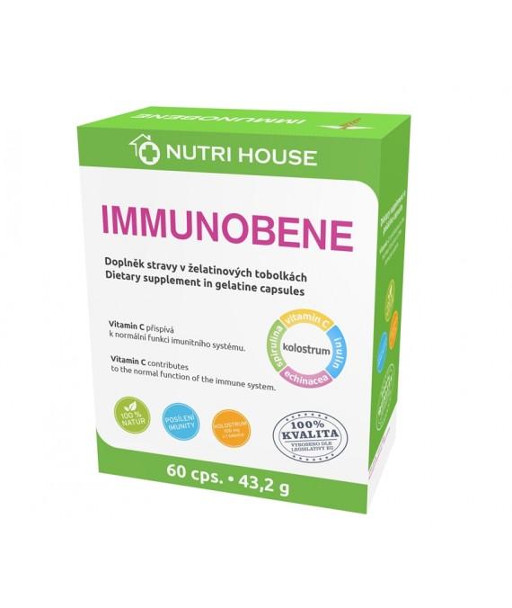 Immunobene 60 cps / 43,2 g