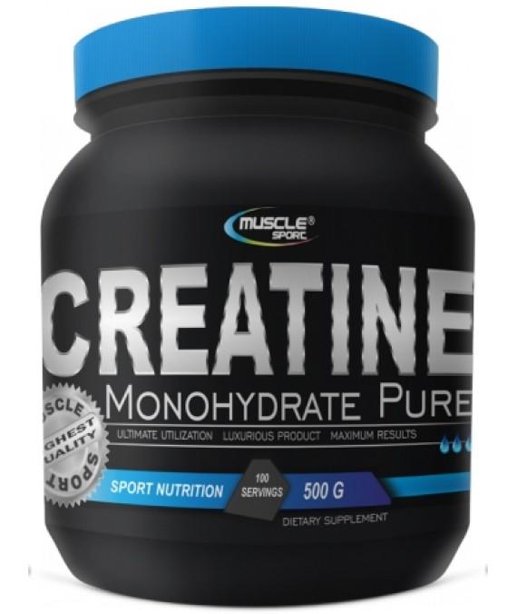 Creatine monohydrate pure 500 g