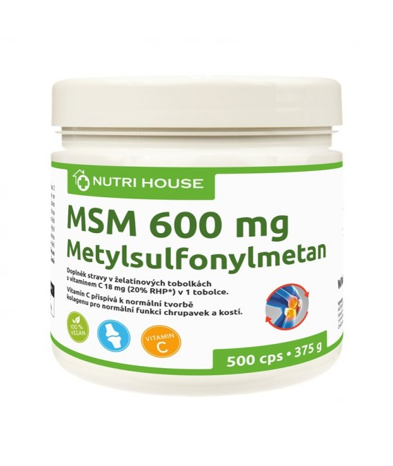 MSM 500 cps