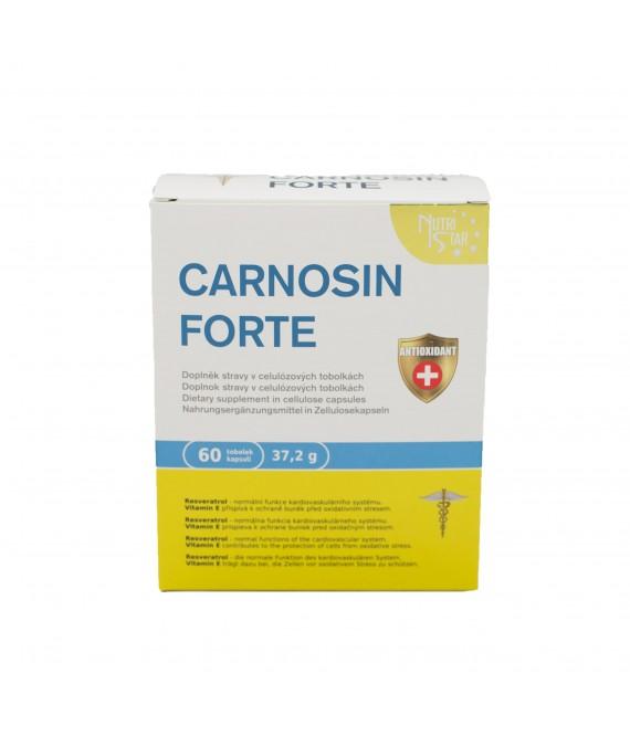 Carnosin Forte 60 cps