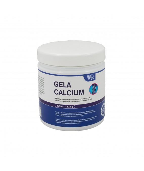 Gela Calcium 270 tbl.
