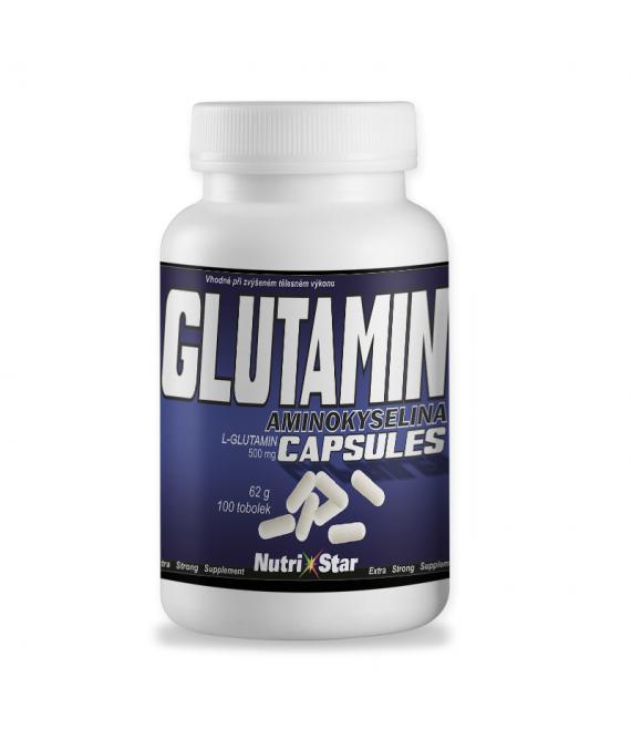 Glutamin 100 cps