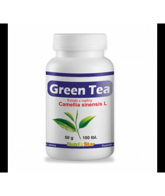 Green Tea tabl. nesladené 100 tbl.
