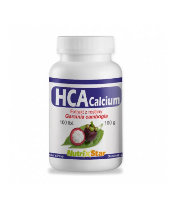 HCA Ca (Garcinia) 100 tbl.