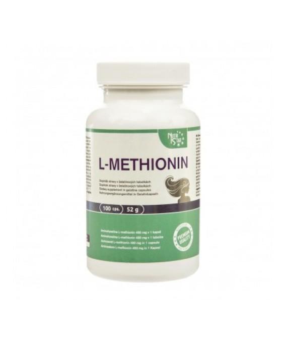 Methionin 100 cps.