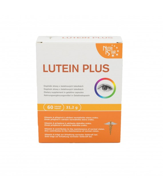 LUTEIN PLUS 60 CPS / 31,2 g
