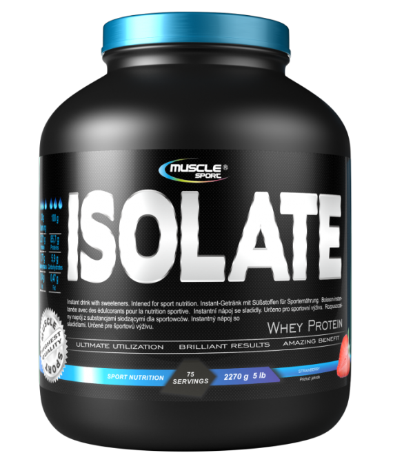 Whey ISOLATE 2270 g