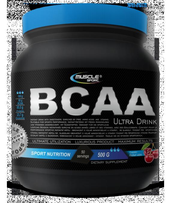 BCAA 4:1:1 Ultra Drink 500 g