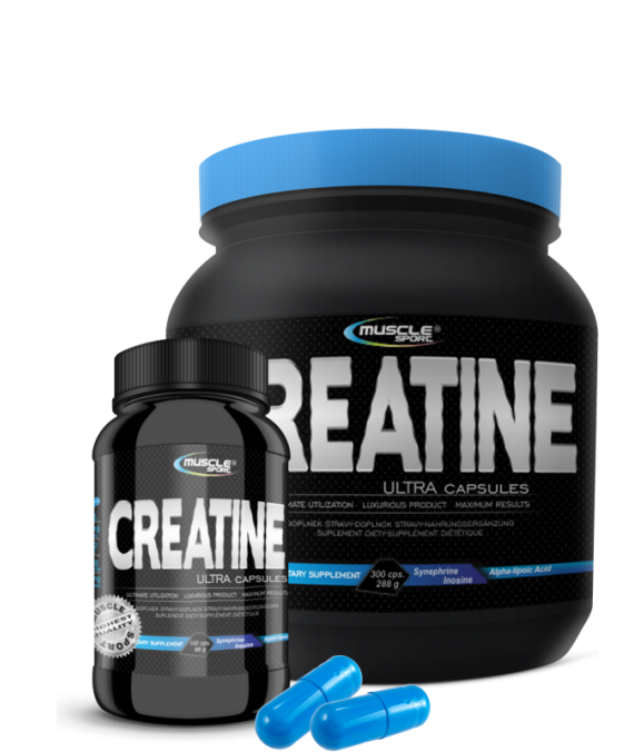 Creatine Ultra caps. 800 mg