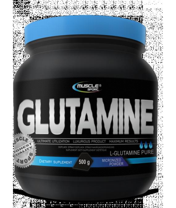 L-GLUTAMINE PURE 500 g