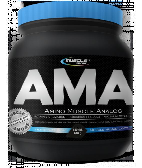 AMA - Amino Muscle Analog 540  rakytníkových tabliet
