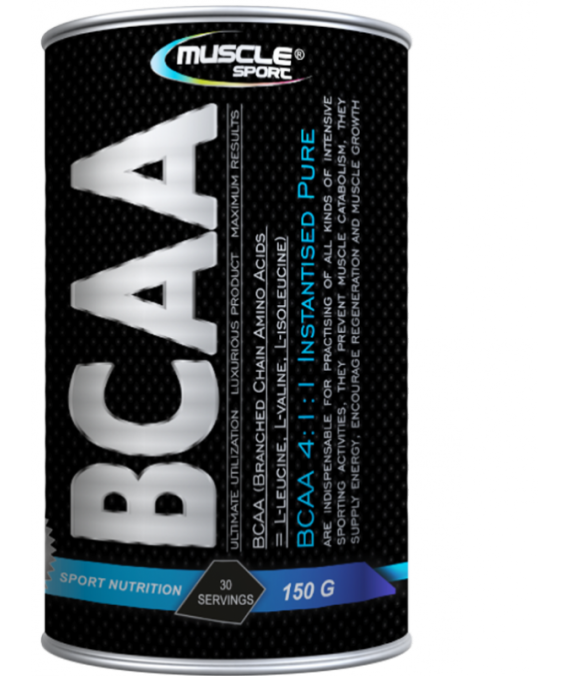 BCAA  4:1:1 pure 150 g
