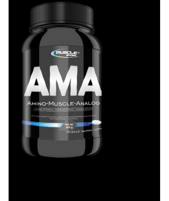 AMA - Amino Muscle Analog 180 rakytníkových tabliet