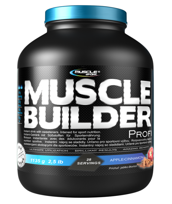 Muscle Builder Profi 2270 g