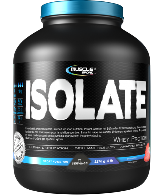 Whey ISOLATE 1135 g