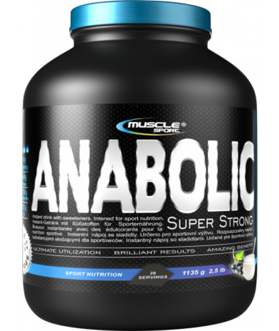 Anabolic Super Strong 1135 g