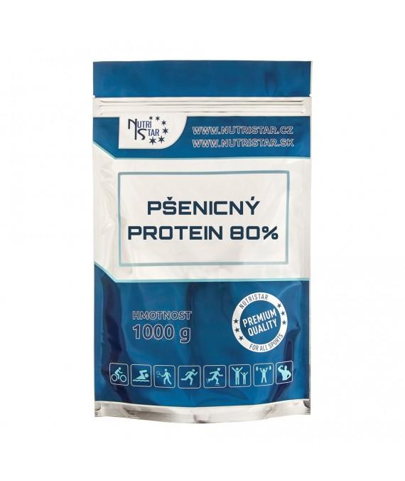 Pšeničný proteín 80% 1 kg