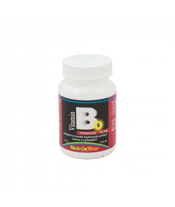 Pyridoxin (vit. B6) 100 tbl.
