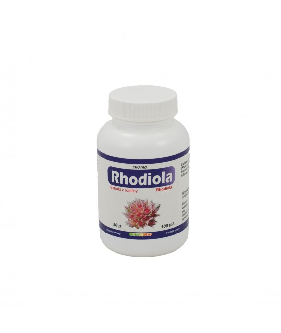 Rhodiola 100 tbl.