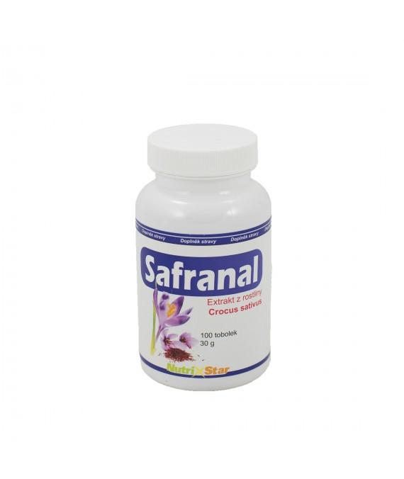 Safranal Plus  100 cps.