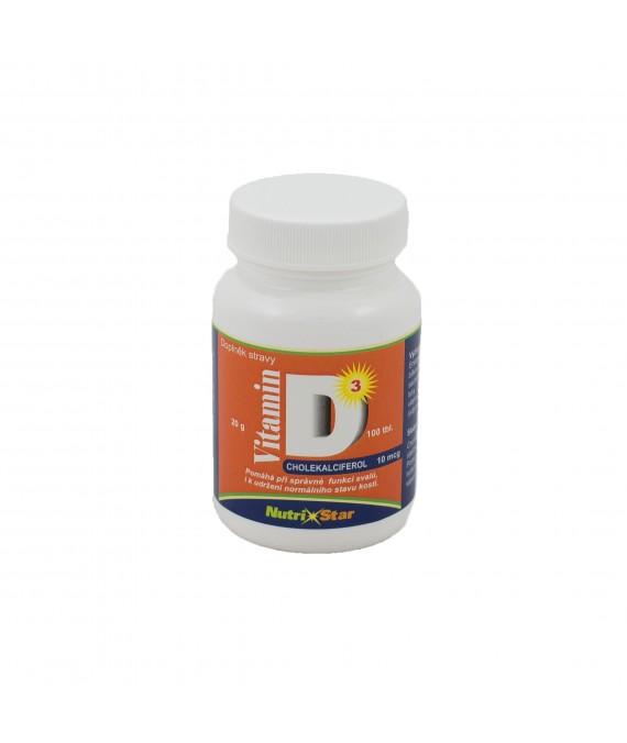 Vitamín D 100 tbl.