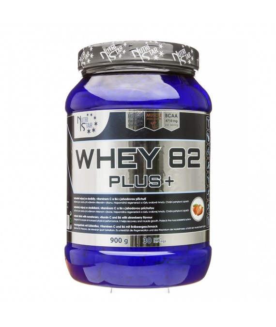 WHEY 82 PLUS  900 g dóza